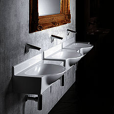 Armitage Shank anti-vandal sink