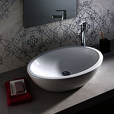 Armitage Shanks white wash basin