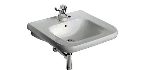 Armitage Shanks wheel chair accessible washbasin