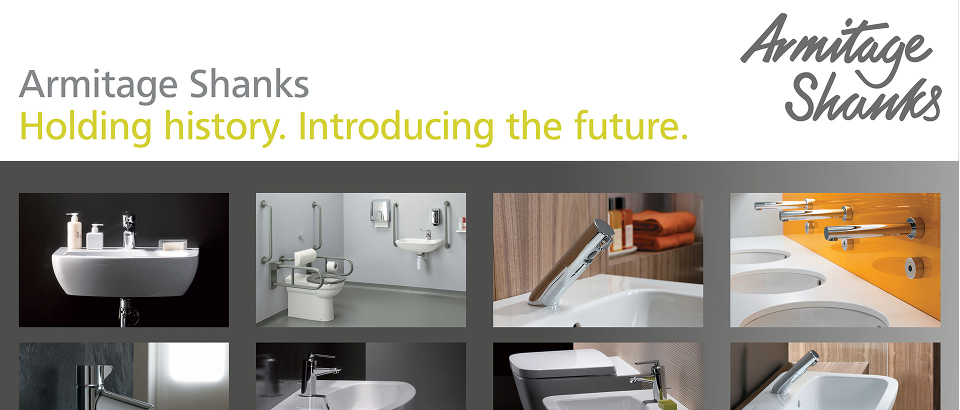 Armitage Shanks | Bathroom Products & Sanitary Ware